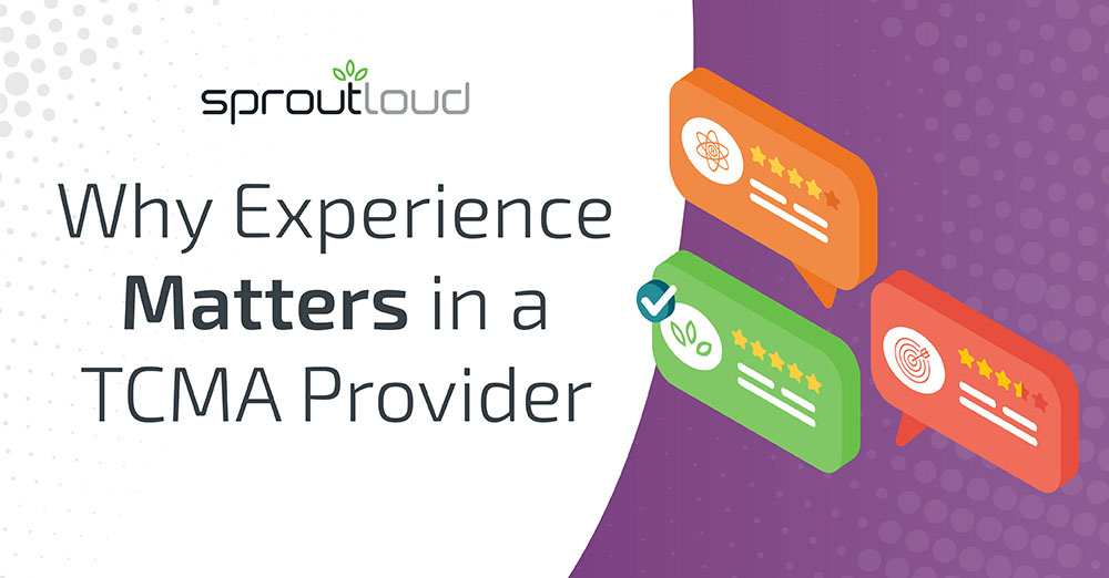 Why Experience Matters in a TCMA Provider