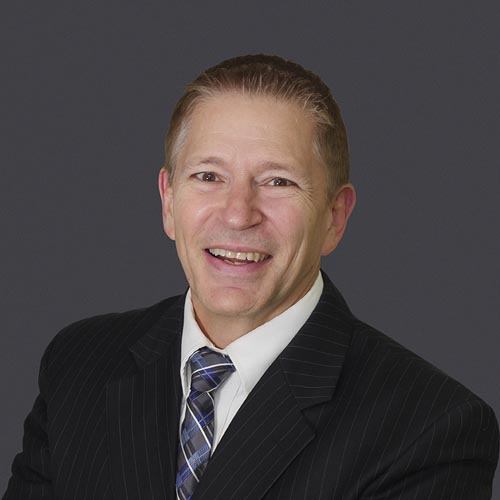 Bill Cronic - VP for People and Organizational Development